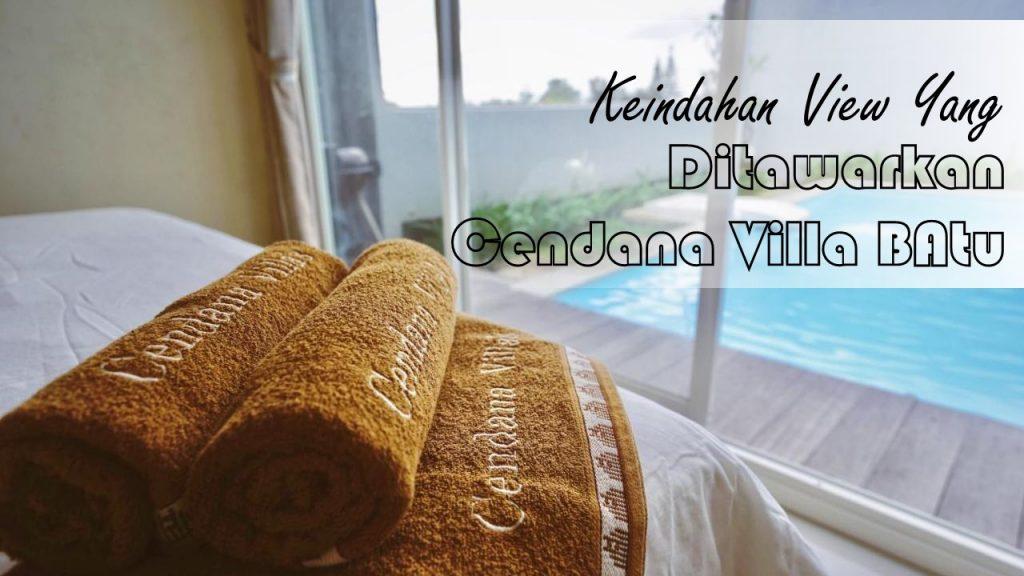 Cendana villa Batu Malang