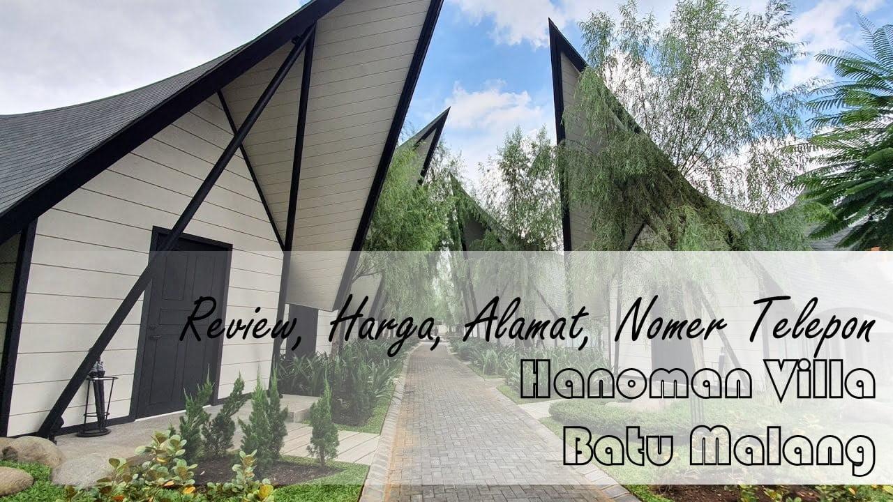 (Terbaik) 12 Villa di Batu Malang Dengan Kolam Renang 62