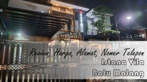 Istana Villa Batu Malang