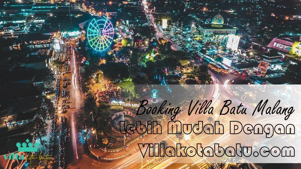 booking villa Batu Malang