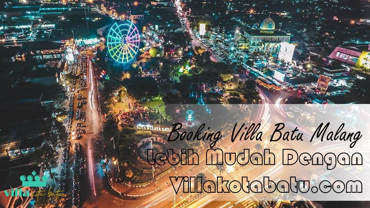 (Terbaik) 12 Villa di Batu Malang Dengan Kolam Renang 56