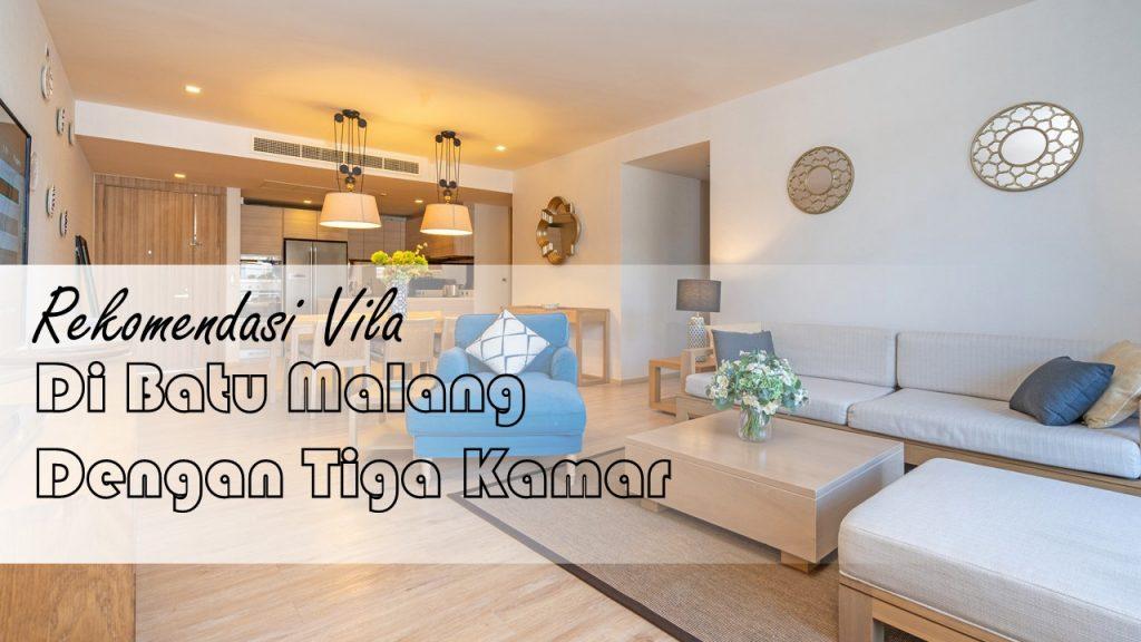 Rekomendasi 6 Villa Di Batu Malang dengan 10 Kamar 3