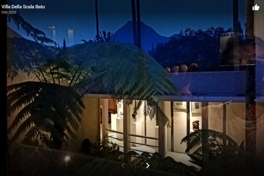 Villa Batu Malang dengan View Bagus 3