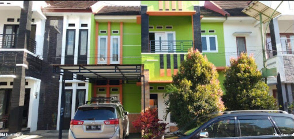 Villa Batu Malang dengan View Bagus 11