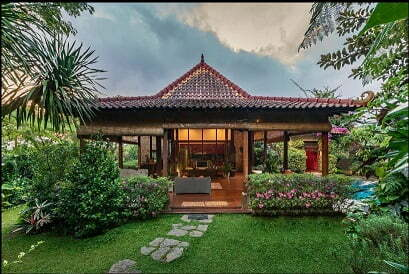 Villa Batu Malang dengan View Bagus 7