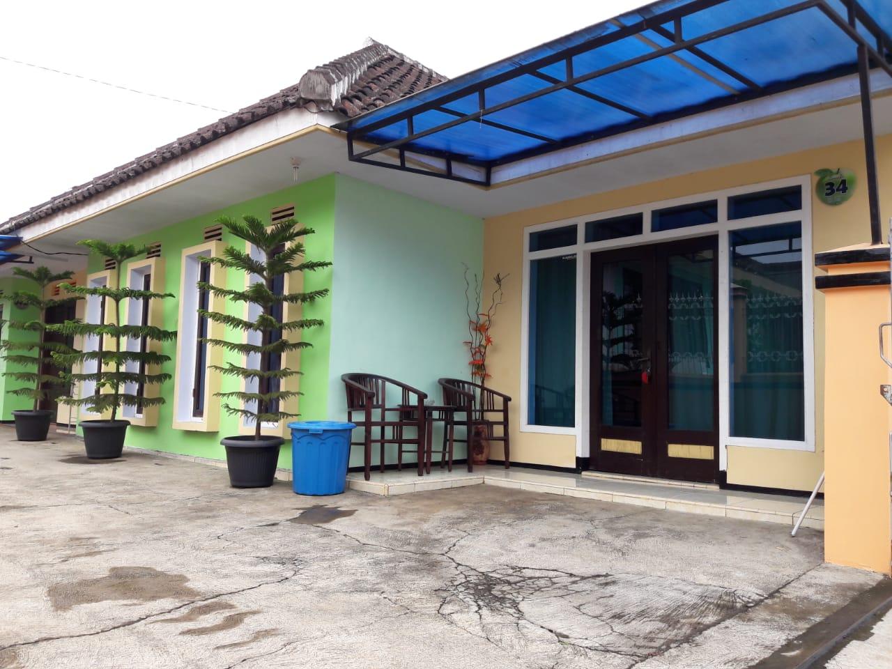 (Terbaik) 12 Villa di Batu Malang Dengan Kolam Renang 34